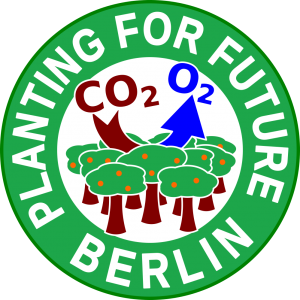 Planting Trees for Future Berlin Brandenburg _Logo